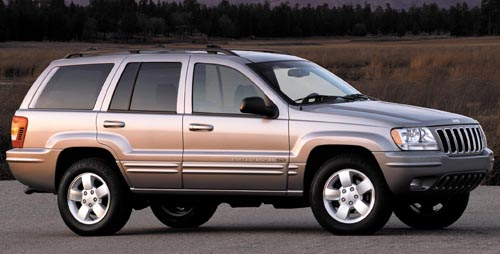 Jeep Grand Cherokee Wj 2001 Service Repair Manual Download