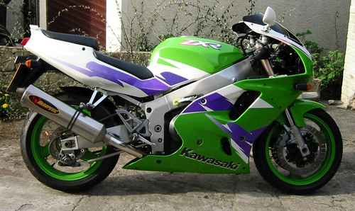 Kawasaki Zxr Race Kit Manual