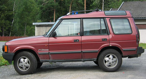 Land Rover Discovery 1 1995