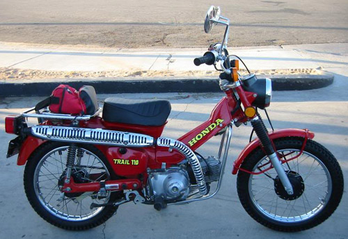 Terrific 71 Honda Ct90 Manual Wiring Digital Resources Dimetprontobusorg