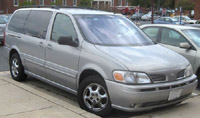 Oldsmobile Silhouette 1997-2004 Service Repair Manual