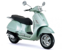 Piaggio Vespa Gt-200  Service Repair Manual
