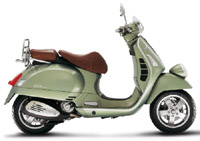 Piaggio Vespa Gtv-250ie  Service Repair Manual