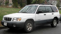 Subaru Forester 1998-2002 Service Repair Manual