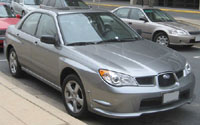 Subaru Impreza 2002-2007 Service Repair Manual
