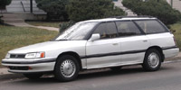 Subaru Legacy 1 1989-1994 Service Repair Manual