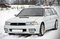 Subaru Legacy 2 1995-1999 Service Repair Manual