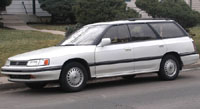 Subaru Liberty 1 1989-1994 Service Repair Manual