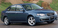 Subaru Liberty 3 2000-2004 Service Repair Manual