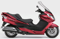 Suzuki Burgman An400 K7 Italian 2007-2010 Service Repair Manual