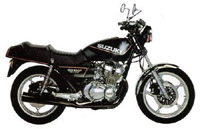 Suzuki Gs250 Gs450 Gsx250 Gsx400 1979-1985 Service Repair Manual