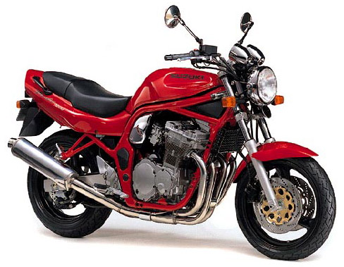 Suzuki gsf 1200 Servis manual